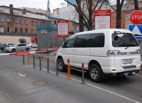 Стало известно, кто помешал нормализовать ситуацию с парковками в центре Владивостока