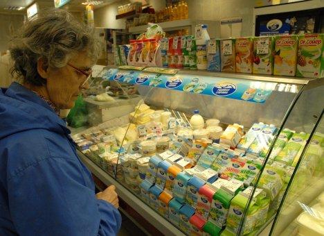 Как отличить натуральное молоко, или нет