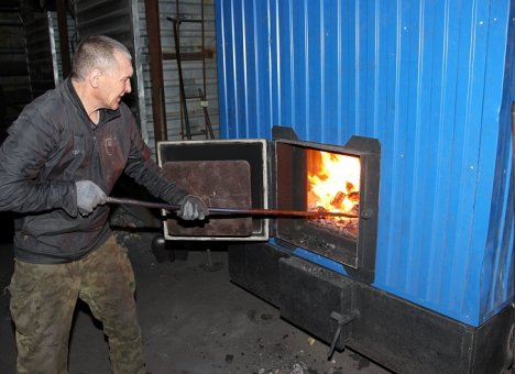 Новое тепловое оборудование ввели в эксплуатацию на острове Русском