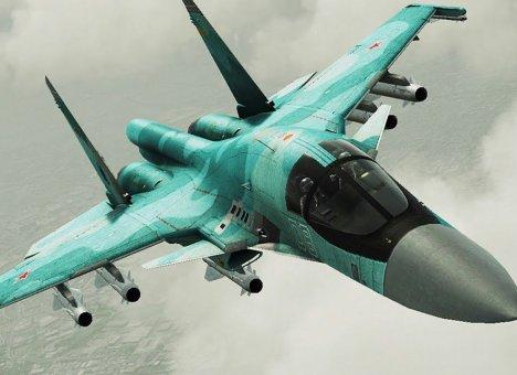 Спасен один из летчиков Су-34, потерпевшего аварию на Дальнем Востоке