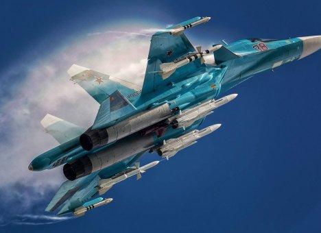 Минобороны: Найден второй пилот Су-34, потерпевшего крушение на Дальнем Востоке