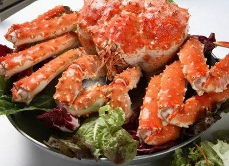 Корейцы поедают краб и креветку из Приморья тысячами тонн