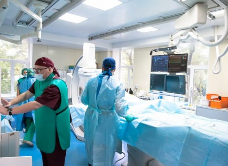 В Приморье направят 8,13 миллиарда рублей на развитие медицины