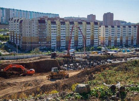 Приморье накопило десятки многоэтажных жилых долгостроев