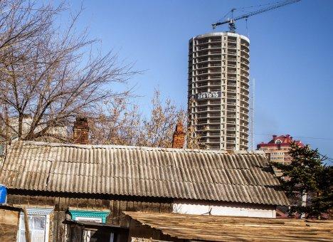 Владивосток выбился в российские лидеры по росту этажности домов