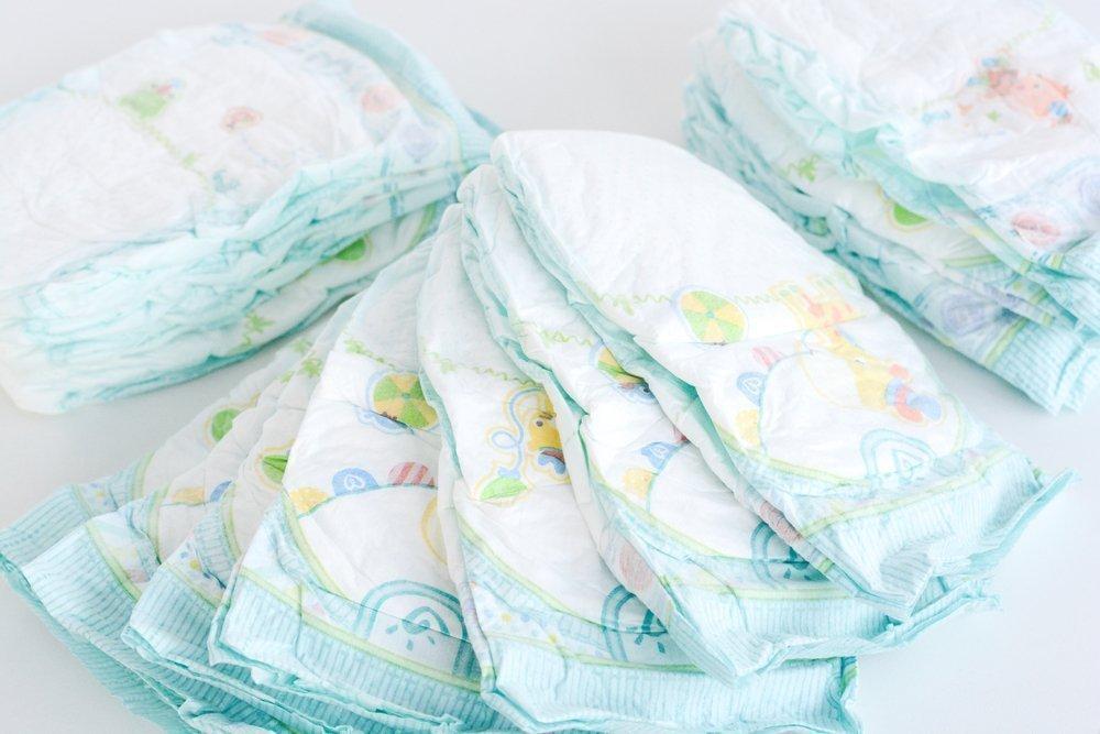 Легкие и удобные подгузники от интернет-магазина nanbaby.ru