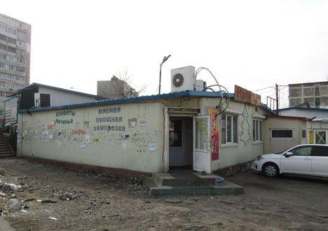 Во Владивостоке рынок попал под каток закона