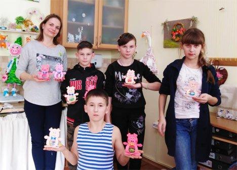 В Приморье детский центр