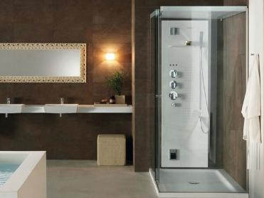 Выбираем стильный, удобный душ