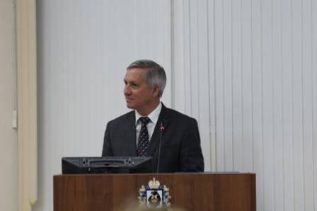 Кандидатуру, предложенную Фургалом, назначили на должность хабаровского бизнес-омбудсмена