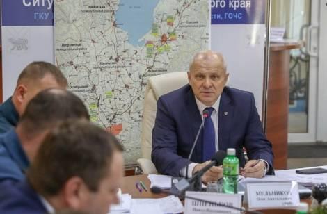 На границе Приморского и Хабаровского края установят дезбарьер от ящура
