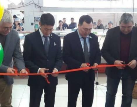 В Якутске открылась галерея местных сельхозпроизводителей