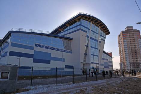 Новый физкультурно-оздоровительный комплекс с бассейном открылся в Хабаровске