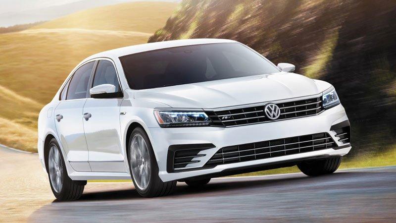 Volkswagen Passat от компании mercur-auto.kz - лучшее соотношение цены и качества