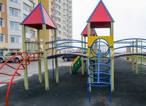 Во Владивостоке благоустроят 317 дворов