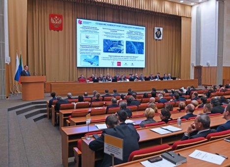 Строительство четырех новых объектов начнется в Комсомольске-на-Амуре в этом году