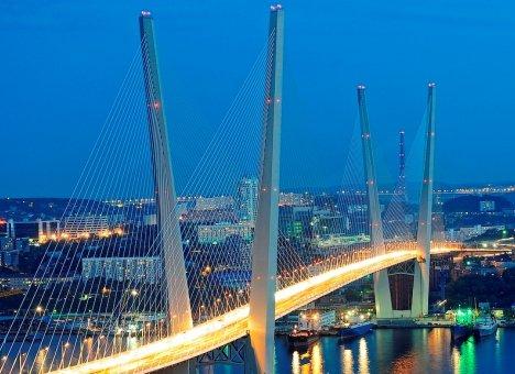 Владивосток лидирует в рейтинге городов России
