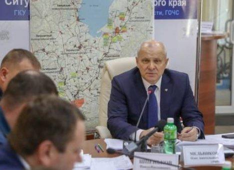 На границе Приморского и Хабаровского краев срочно установят барьер