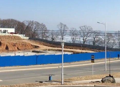 На острове Русском реализуют мегапроект