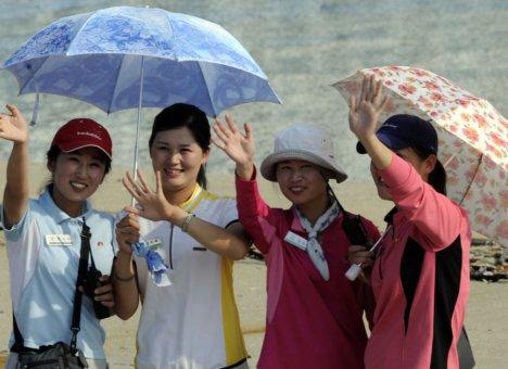 Корейцы, японцы и китайцы полетели во Владивосток
