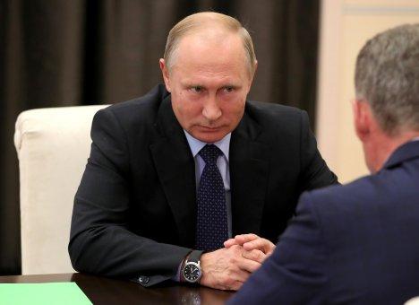 Кожемяко обогнал Путина
