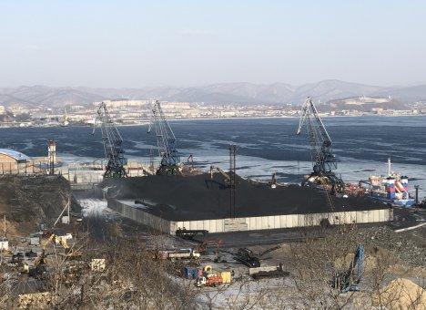В Приморье угольная пыль терпит поражение