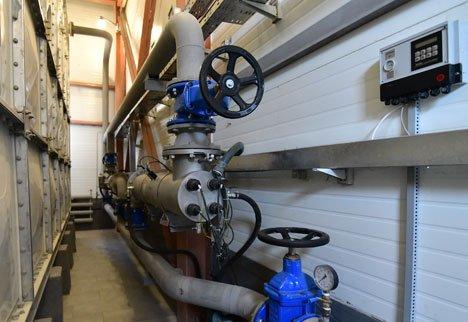 На Хабаровской ТЭЦ-2 пущена в работу станция химико-биологической очистки и обеззараживания сточных вод