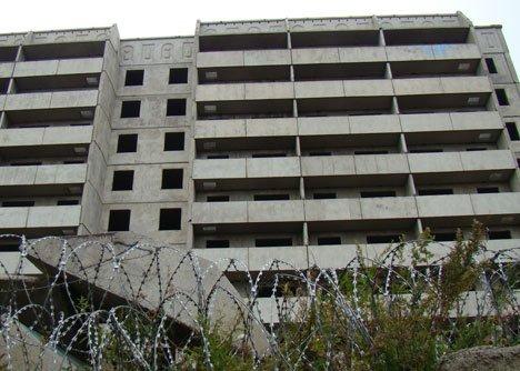 МВД избавится от земли и проблемной стройки во Владивостоке