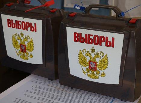 В Приморье праздник демократии спустили на тормозах