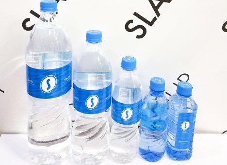 Slavda Group выпустила минеральную воду
