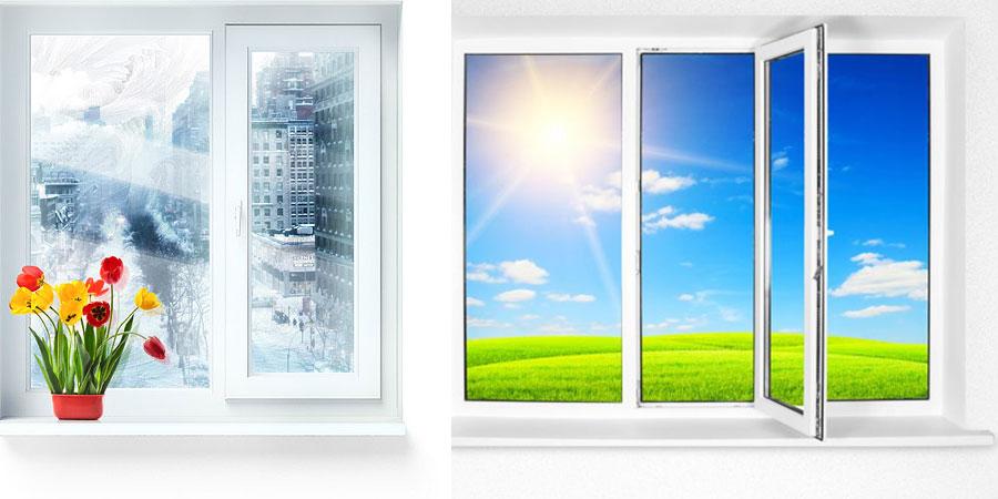 Пластиковые окна ПВХ от производителя