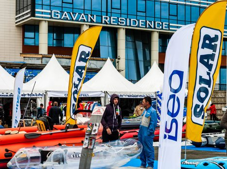 Любой желающий может получить бесплатный билет на выставку  Vladivostok Boat Show XI