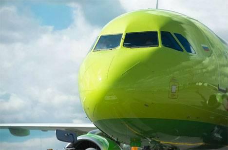 Авиакомпания S7 запускает рейс Благовещенск - Москва