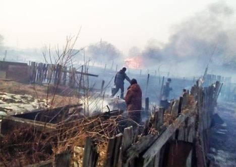Власти Хабаровского края не справляются с природными пожарами