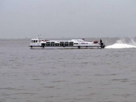 Открытие речной навигации на Амуре в Хабаровском крае намечено на 27 апреля