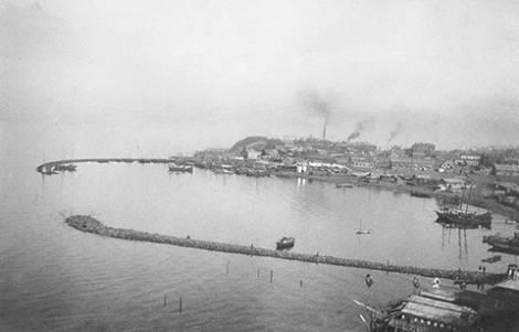 Первые предприниматели Владивостока искали нефть, торговали