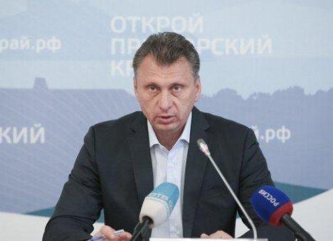 Бывший вице-губернатор Приморья стал топ-менеджером в крупной компании