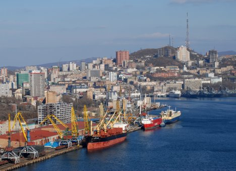 Во Владивостоке будет ликвидирована компания, созданная для строительства нового порта