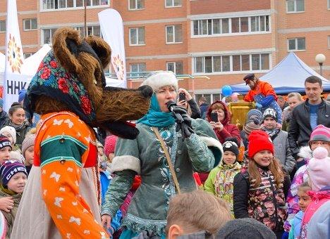 Веселись, народ, Масленица идет! Народные гулянья состоялись в одном из районов Владивостока при поддержке Группы компаний ННК