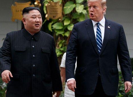 Стала известна причина провала переговоров США и Северной Кореи