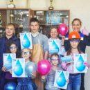 Специалисты ДГК в День воды провели уроки и экскурсии для детей