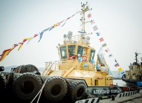 Портовый флот АО