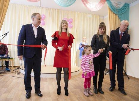 Еще один детсад открыли во Владивостоке