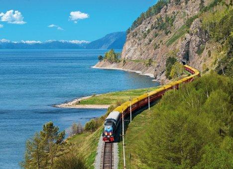 Немецких туристов будут возить во Владивосток на чартерном поезде