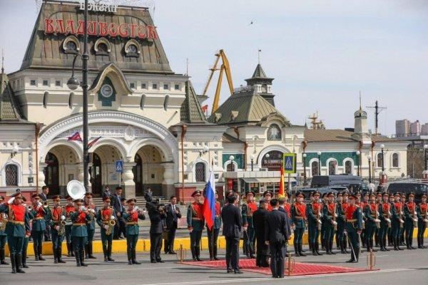 Ким Чен Ын завершил свой визит во Владивосток