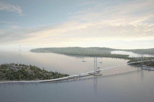 Владимир Путин дал добро на строительство нового моста во Владивостоке