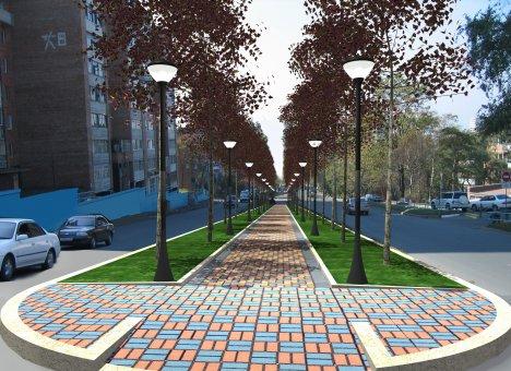 Во Владивостоке благоустроят Тополиную аллею