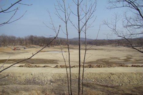 В Приморье исчезло целое озеро