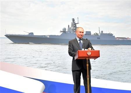 Путин приказал резко усилить силы Тихоокеанского флота