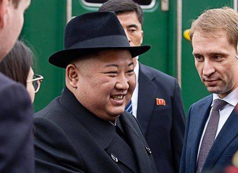 Встреча Путина и Ким Чен Ына начнется в два часа дня